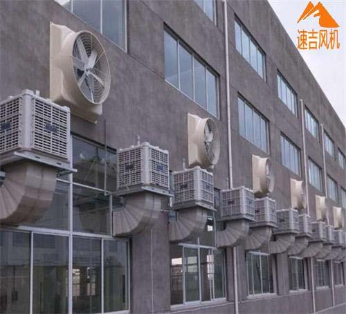 上海大型仓库通风降温负压风机安装工程价格多少钱交期多久