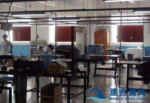 服装厂水帘降温系统湿帘墙水帘纸7090型15公分厚