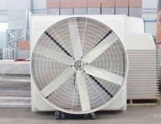 嘉兴大型镀锌板负压风机的特点
