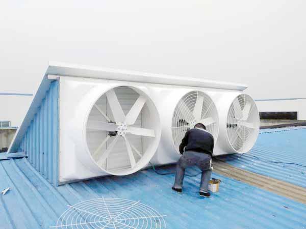 常州屋顶风机怎么安装,宿迁屋顶风机安装注意事项