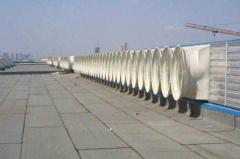 青岛负压风机的优点,与排气扇的区别有哪些