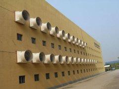 室内体育馆通风降温解决方案,高效通风降温设备