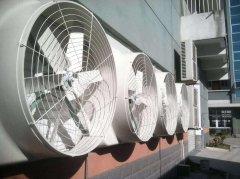 物流仓库通风降温方法,水冷风机的降温优势