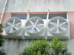 厂房降温设备哪种好,蒸发式冷风机降温特点